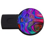 space-colors-2-988212 USB Flash Drive Round (2 GB)