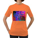 space-colors-2-988212 Women s Dark T-Shirt