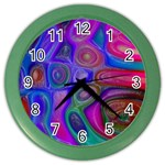 space-colors-2-988212 Color Wall Clock