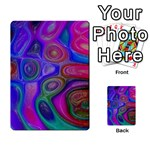 space-colors-2-988212 Multi-purpose Cards (Rectangle)