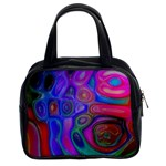 space-colors-2-988212 Classic Handbag (Two Sides)