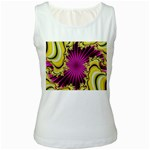 sonic_yellow_wallpaper-120357 Women s Tank Top