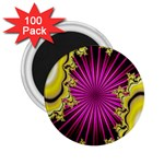 sonic_yellow_wallpaper-120357 2.25  Magnet (100 pack)
