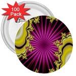 sonic_yellow_wallpaper-120357 3  Button (100 pack)