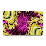 sonic_yellow_wallpaper-120357 Magnet (Rectangular)