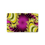 sonic_yellow_wallpaper-120357 Magnet (Name Card)