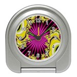 sonic_yellow_wallpaper-120357 Travel Alarm Clock