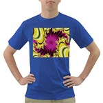 sonic_yellow_wallpaper-120357 Dark T-Shirt