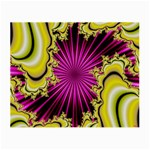 sonic_yellow_wallpaper-120357 Glasses Cloth (Small, Two Sides)