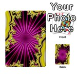 sonic_yellow_wallpaper-120357 Multi-purpose Cards (Rectangle)