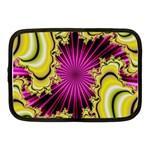 sonic_yellow_wallpaper-120357 Netbook Case (Medium)