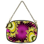 sonic_yellow_wallpaper-120357 Chain Purse (Two Sides)