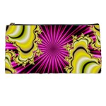 sonic_yellow_wallpaper-120357 Pencil Case