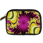sonic_yellow_wallpaper-120357 Digital Camera Leather Case