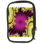 sonic_yellow_wallpaper-120357 Compact Camera Leather Case