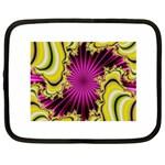 sonic_yellow_wallpaper-120357 Netbook Case (XXL)