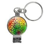 Alternative%20Flower-346872 Nail Clippers Key Chain