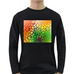 Alternative%20Flower-346872 Long Sleeve Dark T-Shirt