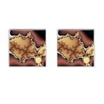 tabula_wallpaper-145984 Cufflinks (Square)