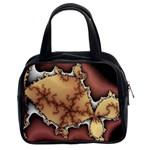 tabula_wallpaper-145984 Classic Handbag (Two Sides)