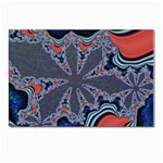 fractal_supiart_wallpaper-816331 Postcards 5  x 7  (Pkg of 10)
