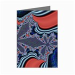 fractal_supiart_wallpaper-816331 Mini Greeting Card