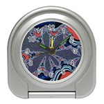 fractal_supiart_wallpaper-816331 Travel Alarm Clock
