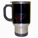 fractal_supiart_wallpaper-816331 Travel Mug (Silver Gray)