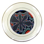 fractal_supiart_wallpaper-816331 Porcelain Plate