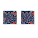 fractal_supiart_wallpaper-816331 Cufflinks (Square)