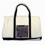 fractal_supiart_wallpaper-816331 Two Tone Tote Bag