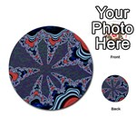 fractal_supiart_wallpaper-816331 Multi-purpose Cards (Round)