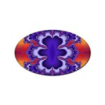 fractal_wallpaper-212207 Sticker Oval (100 pack)