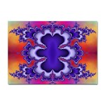 fractal_wallpaper-212207 Sticker A4 (100 pack)