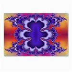 fractal_wallpaper-212207 Postcard 4 x 6  (Pkg of 10)