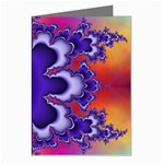 fractal_wallpaper-212207 Greeting Cards (Pkg of 8)