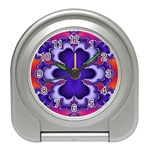 fractal_wallpaper-212207 Travel Alarm Clock