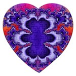 fractal_wallpaper-212207 Jigsaw Puzzle (Heart)