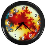 goglow-153133 Wall Clock (Black)