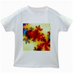goglow-153133 Kids White T-Shirt
