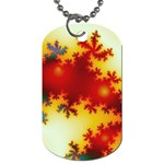 goglow-153133 Dog Tag (One Side)