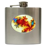 goglow-153133 Hip Flask (6 oz)
