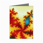 goglow-153133 Mini Greeting Cards (Pkg of 8)