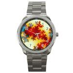 goglow-153133 Sport Metal Watch
