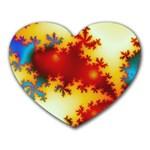 goglow-153133 Mousepad (Heart)