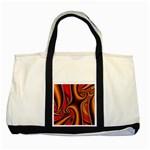 3z28d332-625646 Two Tone Tote Bag