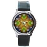 Bobo-660847 Round Metal Watch