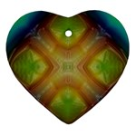 Bobo-660847 Heart Ornament (Two Sides)