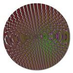Spiral-Abnorm%2001-601877 Magnet 5  (Round)
