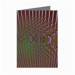 Spiral-Abnorm%2001-601877 Mini Greeting Cards (Pkg of 8)